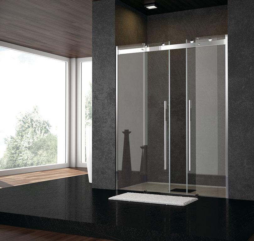 Mamparas ba o correderas - Fotos de mamparas de ducha ...