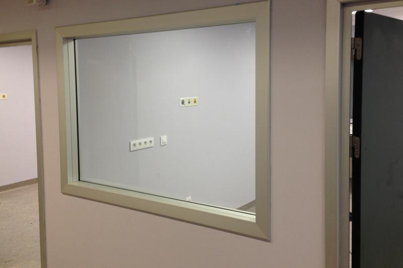 Paredes y ventanas fijas for Ventanas de aluminio doble vidrio argentina