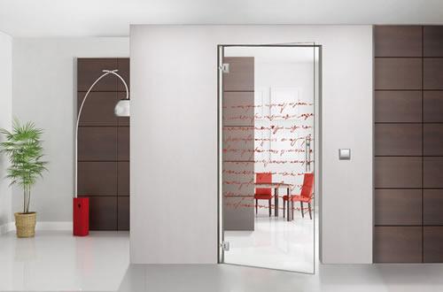 Puertas abatibles vidrio - Cristal para puerta ...