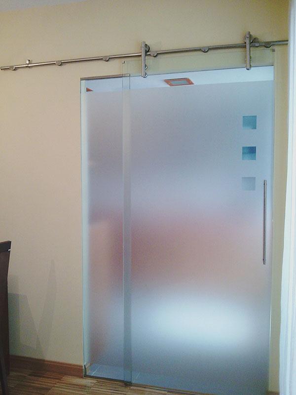 Puertas Para Baño De Fibra De Vidrio:Puertas Correderas de vidrio